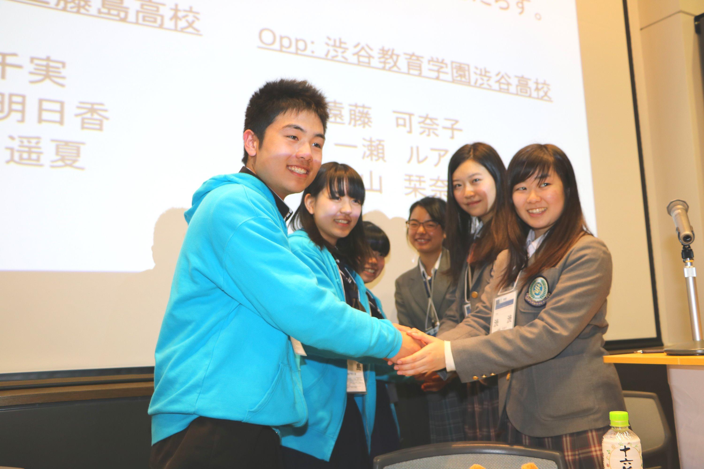 PDA高校生即興型英語ディベート全国大会